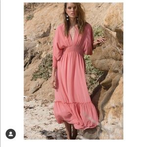 New! MISA Los Angeles Margaux Dress